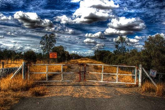No Access by Shane Dickeson
