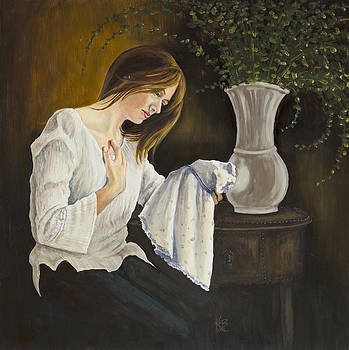 No Daughter by Kirsten Beitler