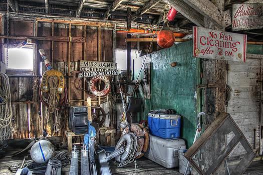 No Fish Cleaning by Lynn Jordan