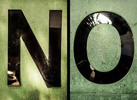 No by Grebo Gray