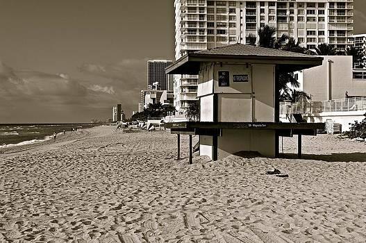 No Lifeguard by Anthony Munoz