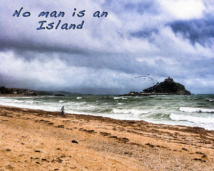 Mark Tisdale - No Man Is An Island - St Michael