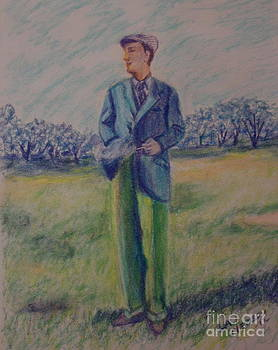 No smoking on the golf course by Lee Ann Newsom