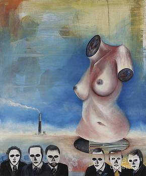 No somos de plastico by Ricardo Santos Hernandez