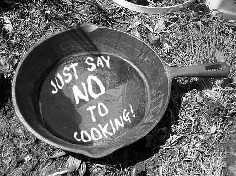 No to Cooking by Karen Derrico