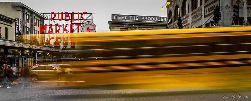 No Wheels by Eric Bean