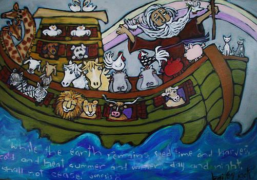 Noah's Ark by Bailey Jack
