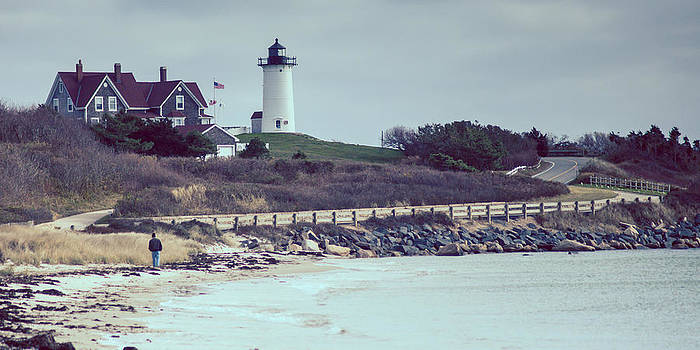 Nobska Lighthouse by Adam Caron