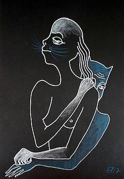 Nocturnes. Bestiary-3 by Elisheva Nesis