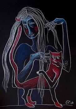 Nocturnes. HAIRDO by Elisheva Nesis