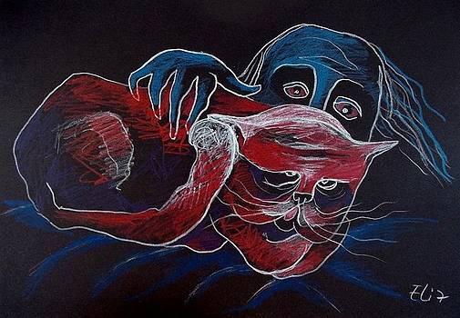 Nocturnes. MEA CULPA by Elisheva Nesis