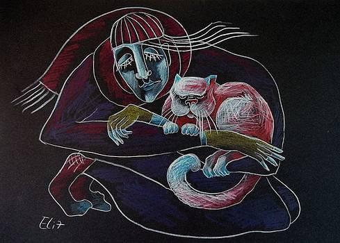Nocturnes. WARMING by Elisheva Nesis