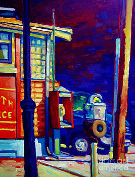 Noho Pay phone by Caleb Colon