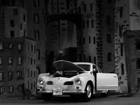 Noir City by Salman Ravish