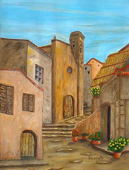 Nola 2 by Pamela Allegretto