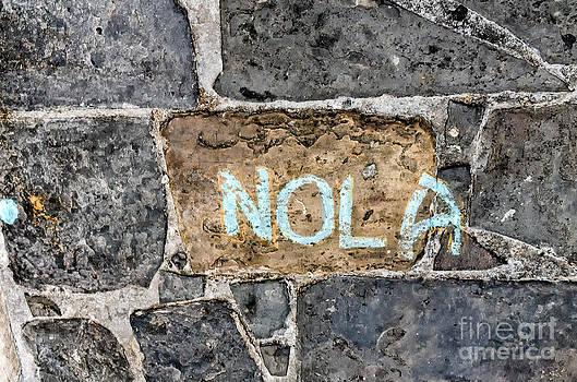 Kathleen K Parker - NOLA - New Orleans Street Art