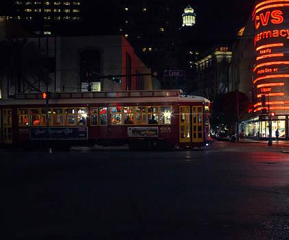 Patti Colston - NOLA Streetcar