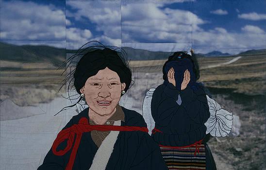 Nomad Girls by Leslie Rinchen-Wongmo