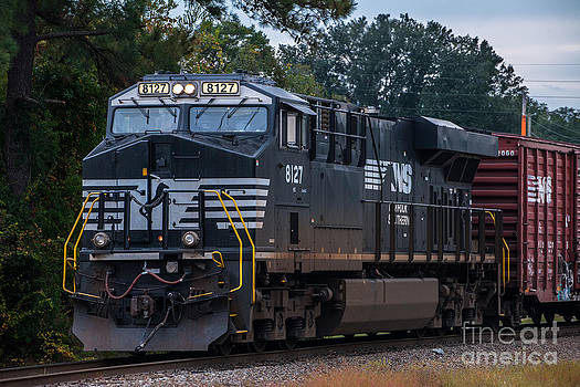 Dale Powell - Norfolk Southern 8127