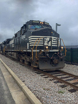 Dale Powell - Norfolk Southern 9392