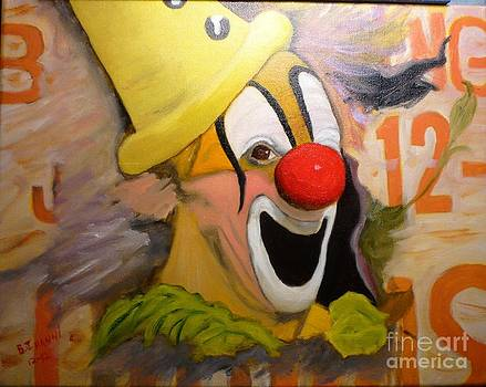 Norma's Clown by Beverly Hanni