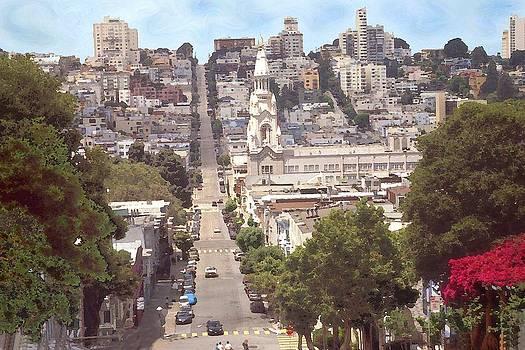 Art America Gallery Peter Potter - North Beach San Francisco