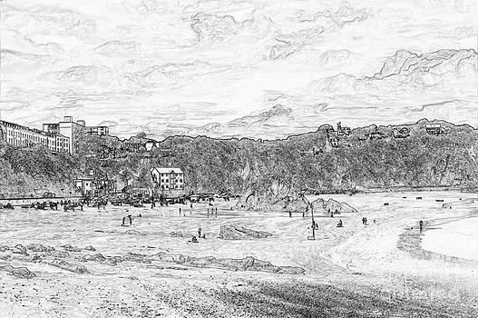 Steve Purnell - North Beach Tenby