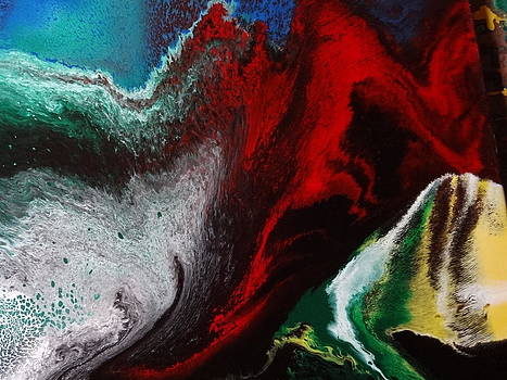 Waves Of My Conscience by Jean-francois Suys