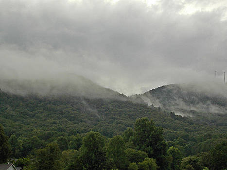 North Ga Smokie Mountains by Regina McLeroy
