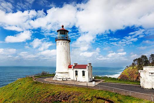 Jo Ann Snover - North Head Lighthouse