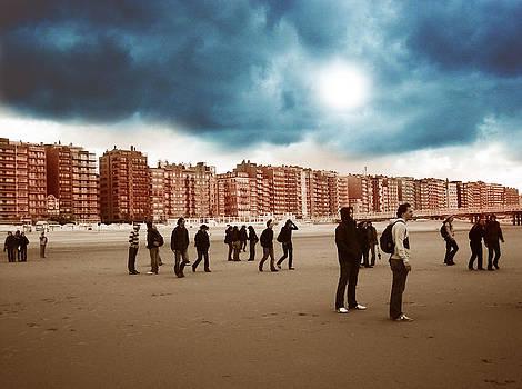North Sea by Bogdan Petrila
