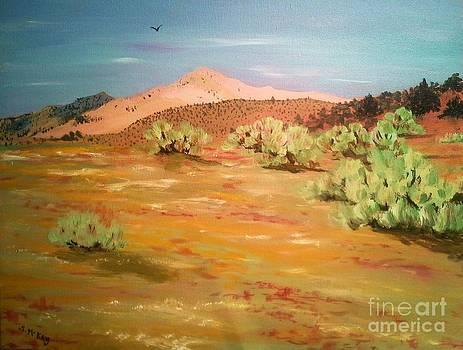 North Shasta Meadow by Suzanne McKay