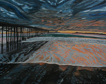 Ian Donley - North Side of the Ventura Pier
