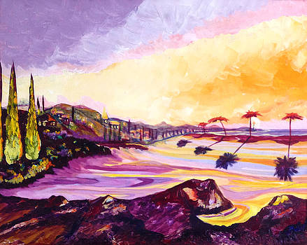 Patricia Lazaro - North sunset