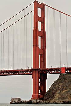Steven Lapkin - North Tower Golden Gate