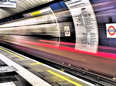 Northbound Underground by Rona Black
