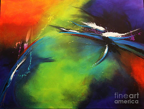 Northern Lights by Dana Kern