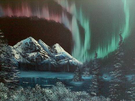 Northern Lights by Gerry Smith