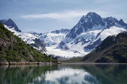 Northwestern Fjord by Daniel Sands