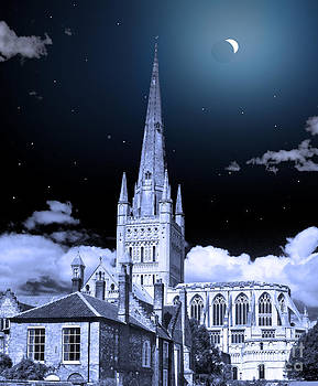 Darren Burroughs - NORWICH CATHEDRAL ECLIPSE
