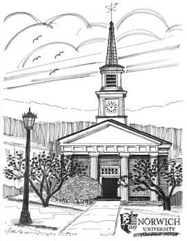 Richard Wambach - Norwich University White Chapel