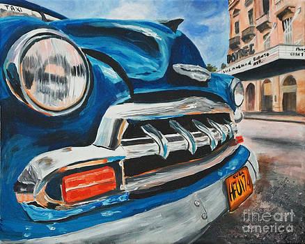 Nostalgia Road by Frankie Picasso