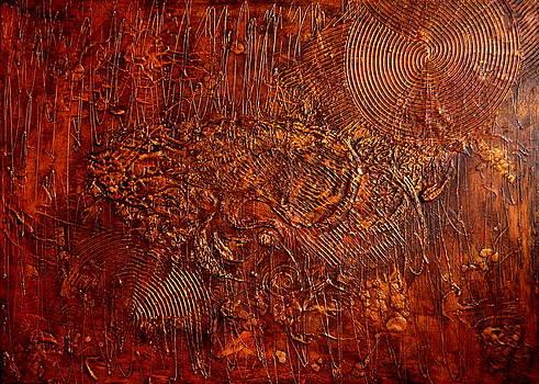 Nostalgie Abstract by Riad Belhimer