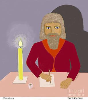 Nostradamus by Fred Jinkins