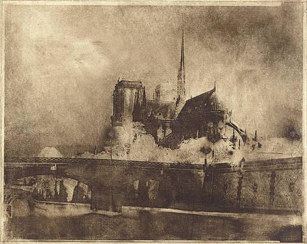 Notre Dame de Paris by Gary Auerbach
