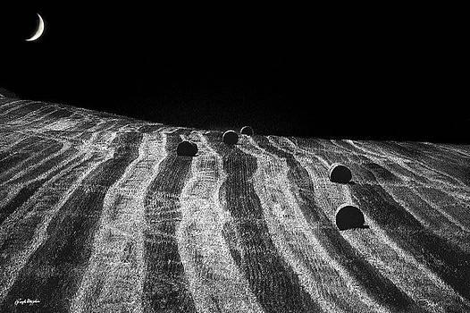 Notturno by Angelo Mazzoleni