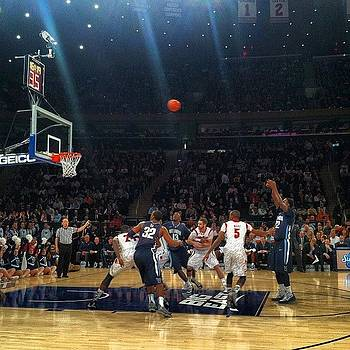 #nova Vs #louisville At The #bigeast by Matthew Tarro