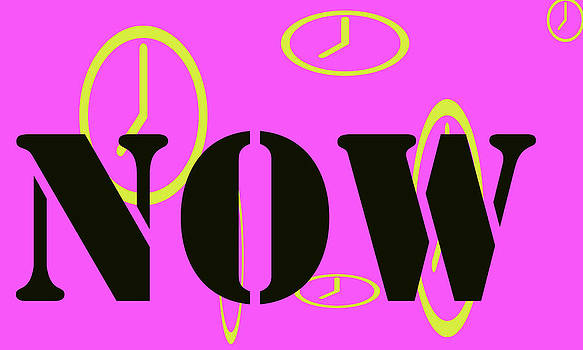 Now Pink by Laura Pierre-Louis