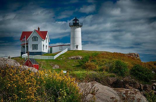 Fred LeBlanc - Nubble Lighthouse