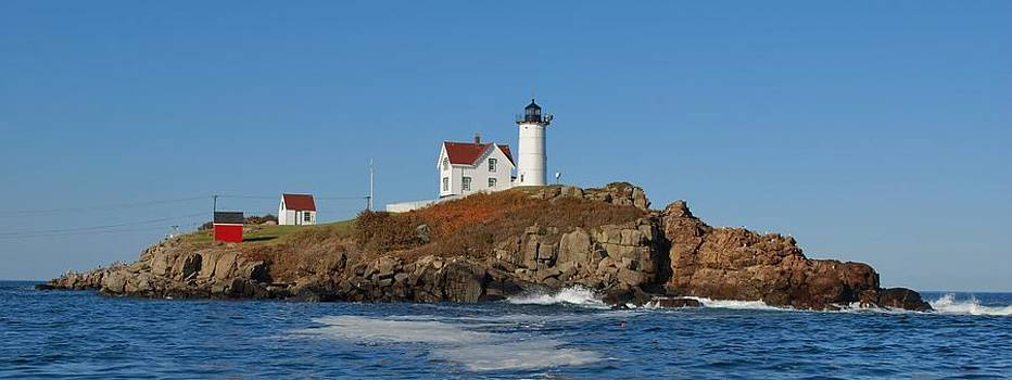 Joy Bradley - Nubble Lighthouse